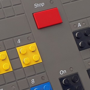 LEGO dacta Control Lab Serial Interface